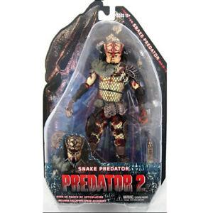 NECA-Predator-2-Snake-Predator-Series-5-7-034-Action-Figure-Movie-Collection-New