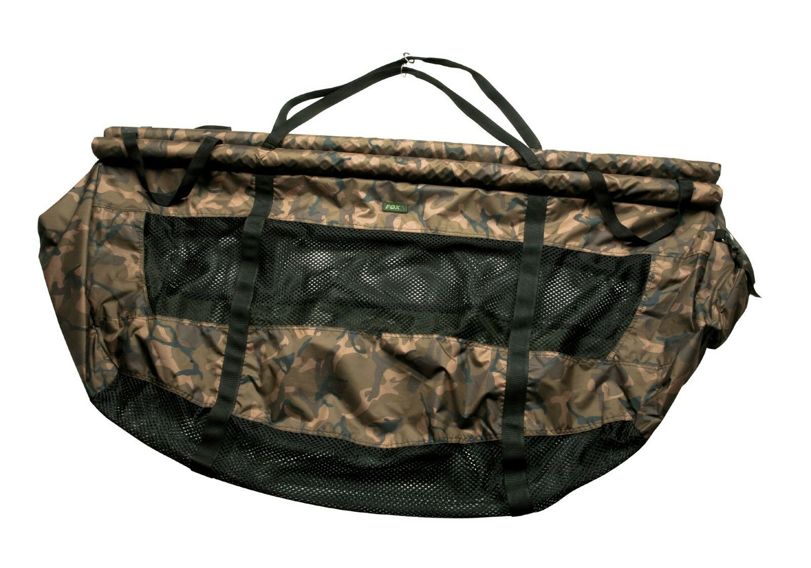 FOX STR Floatation Weigh Sling Safety CAMO Carp Fishing  - CCC035