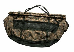 FOX-STR-Floatation-Weigh-Sling-Safety-CAMO-Carp-Fishing-CCC035