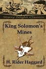 King Solomon's Mines by Sir H Rider Haggard (Paperback / softback, 2013)