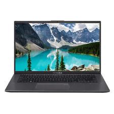 "Novo Asus VivoBook 14"" FHD AMD Ryzen 3-3250U 8GB 256GB Ssd retroiluminado Chave Impressão Digital"