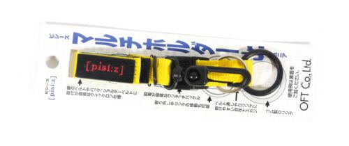 5546 Pisiz Multi Holder Jr Belt Strap O Ring and Bottle Holder Yellow