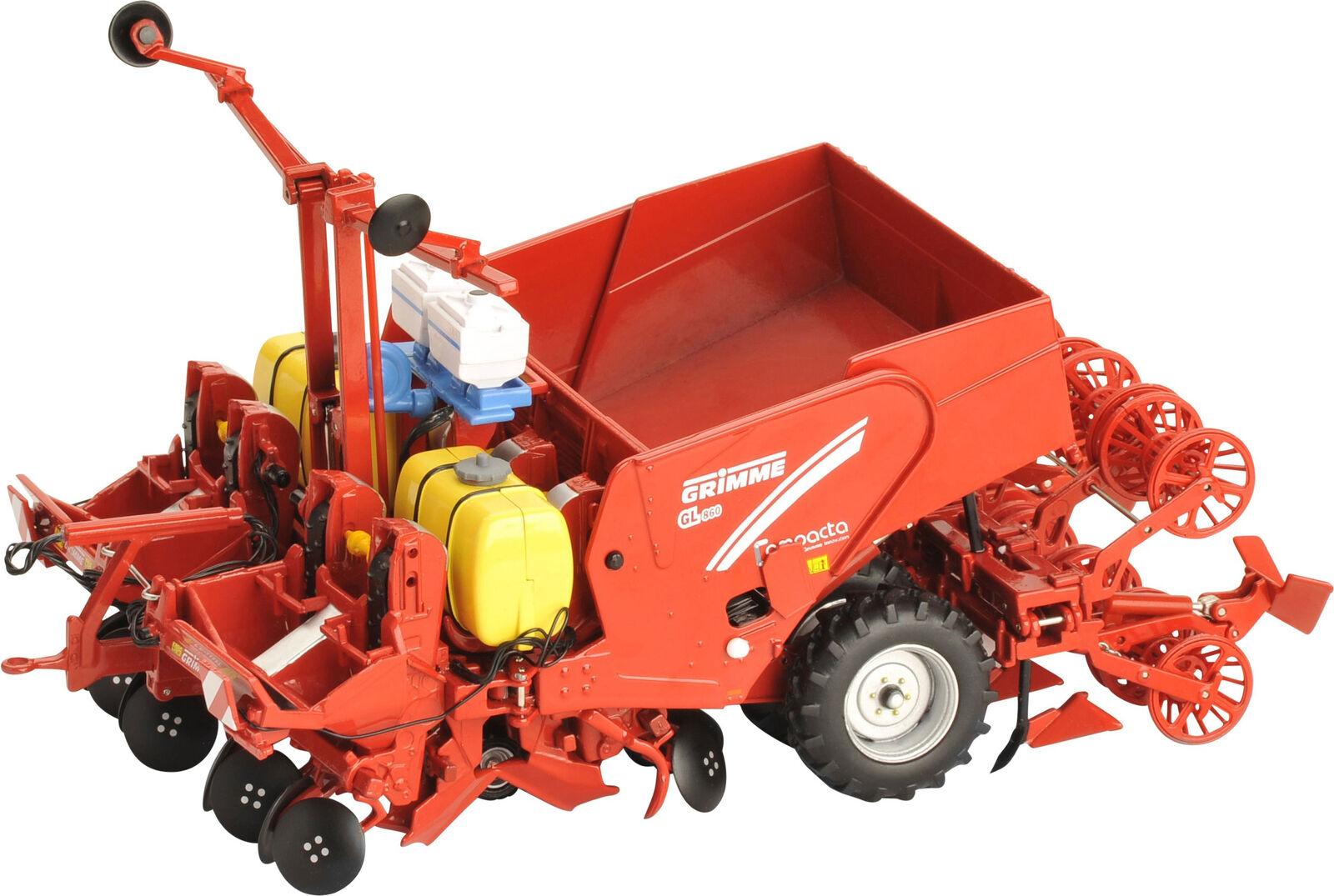 ROS60145 - GRIMME GL 860 planteuse à à à pomme de terre - 1 32 252927