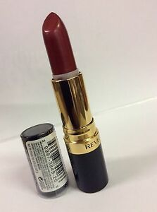 Details About Revlon Super Lustrous Lipstick Pearl 026 Abstract Orange New And Sealed