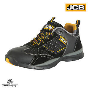 JCB Granite SB Black Steel Toe Cap