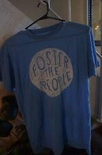 FOSTER THE PEOPLE UNSEX TEE SHIRT