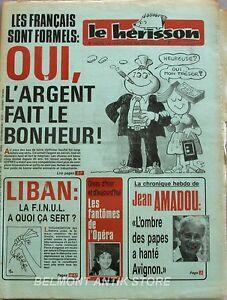 Marius L'épatant Le Hérisson N°2116 - 1986 - L'argent Fait Le Bonheur - M.torr