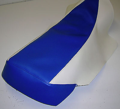 Yamaha yfs200 200 Blaster seat cover blue/white(other colors)