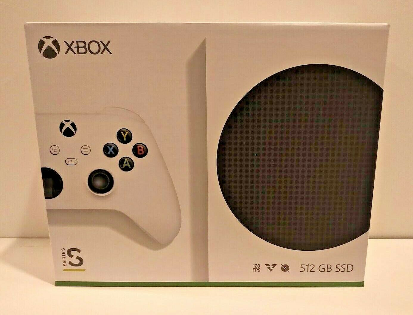 Microsoft XBOX Series S 512GB Game Console - Brand New - Fast Free Shipping on eBay thumbnail