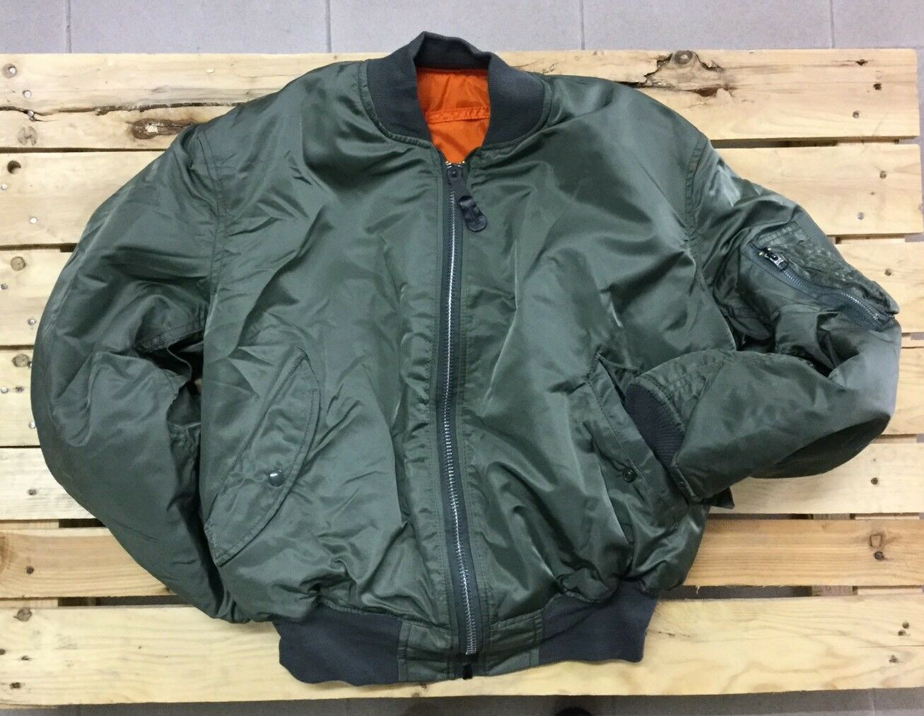 Bomber Alpha Industries Tg. L
