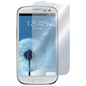 2-x-Samsung-Galaxy-S3-Film-de-Protection-Mat-Protecteurs-Ecran