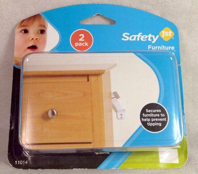 Brand New Children S Safety 1st Furniture Wall Straps In Box