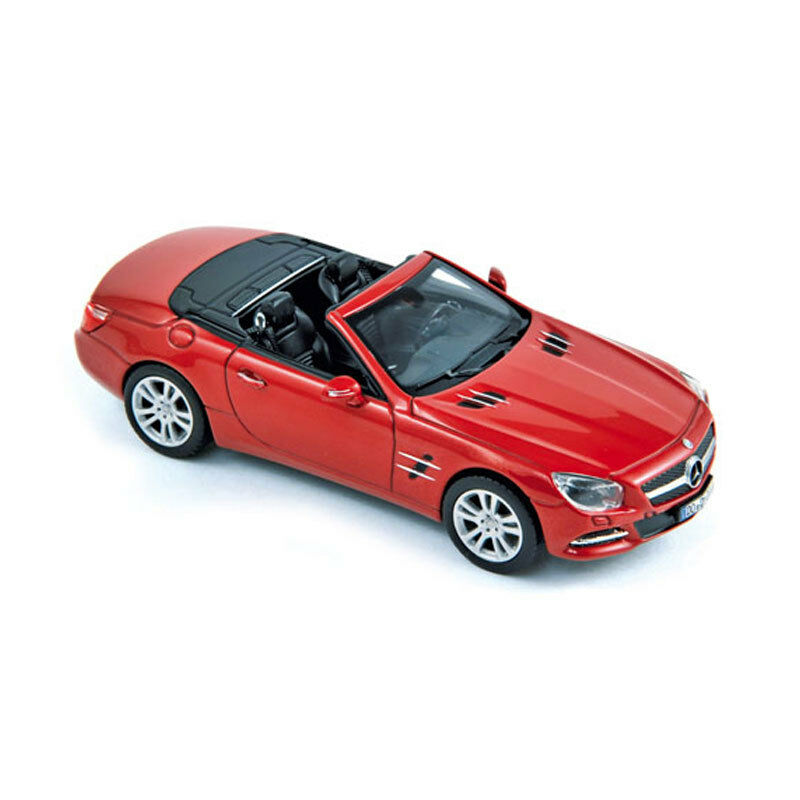 Norev 351340 Mercedes Benz SL-Class Red 2012 SCALE 1 43 NEW °