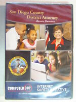 Child Internet Safety Initiative Monitor Software Protection Computer Cop Cd-rom