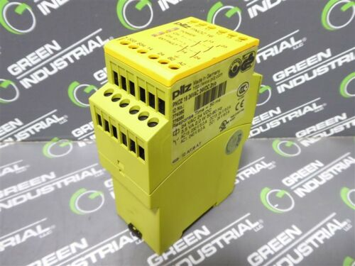 USED Pilz PNOZ 16 Safety Relay Module 774060 776390