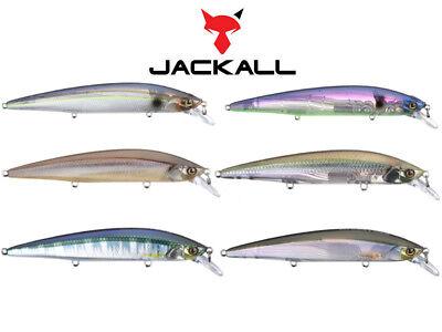 "Jackall Rerange 110 4.3/"" Suspending Jerkbait JRERA110SP Select Color"