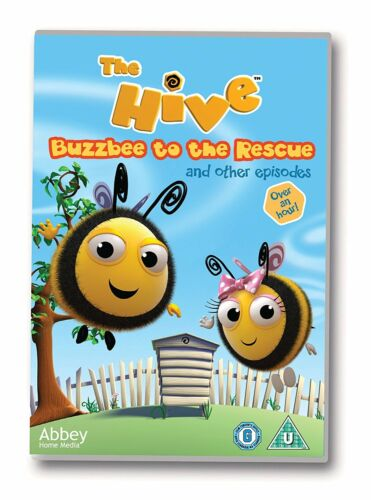 1 of 1 - The Hive - Buzzbee To The Rescue (DVD, 2013) Includes Free Poster