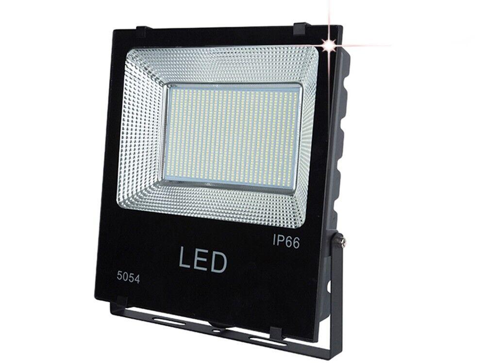 200 Watt LED Flutlichtstrahler Flutlicht Neutralweiß (160 Lumen Watt)