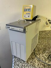 Lauda Re106 Refrigerated Heated Recirculating Water Bath With E100 Control Head