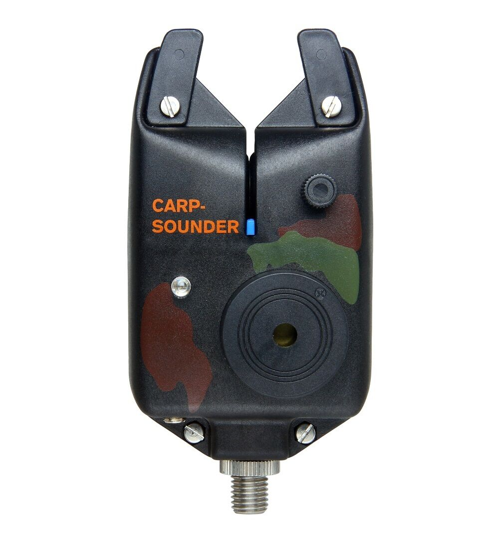 Carp Sounder Bissanzeiger CLASSIC SPEZIAL - Camou - LED blau