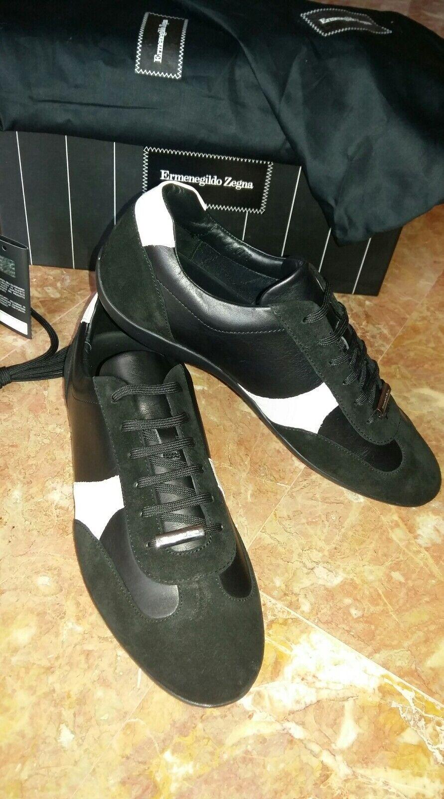 scarpe uomo nuove numero 42(8EU; Sport. 9US) originali Ermenegildo Zegna Sport. 42(8EU; c20147