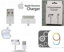 Apple MFi Certified 30 pin to USB Laden Kabel Fur iPhone 4/4s iOS7 8 9