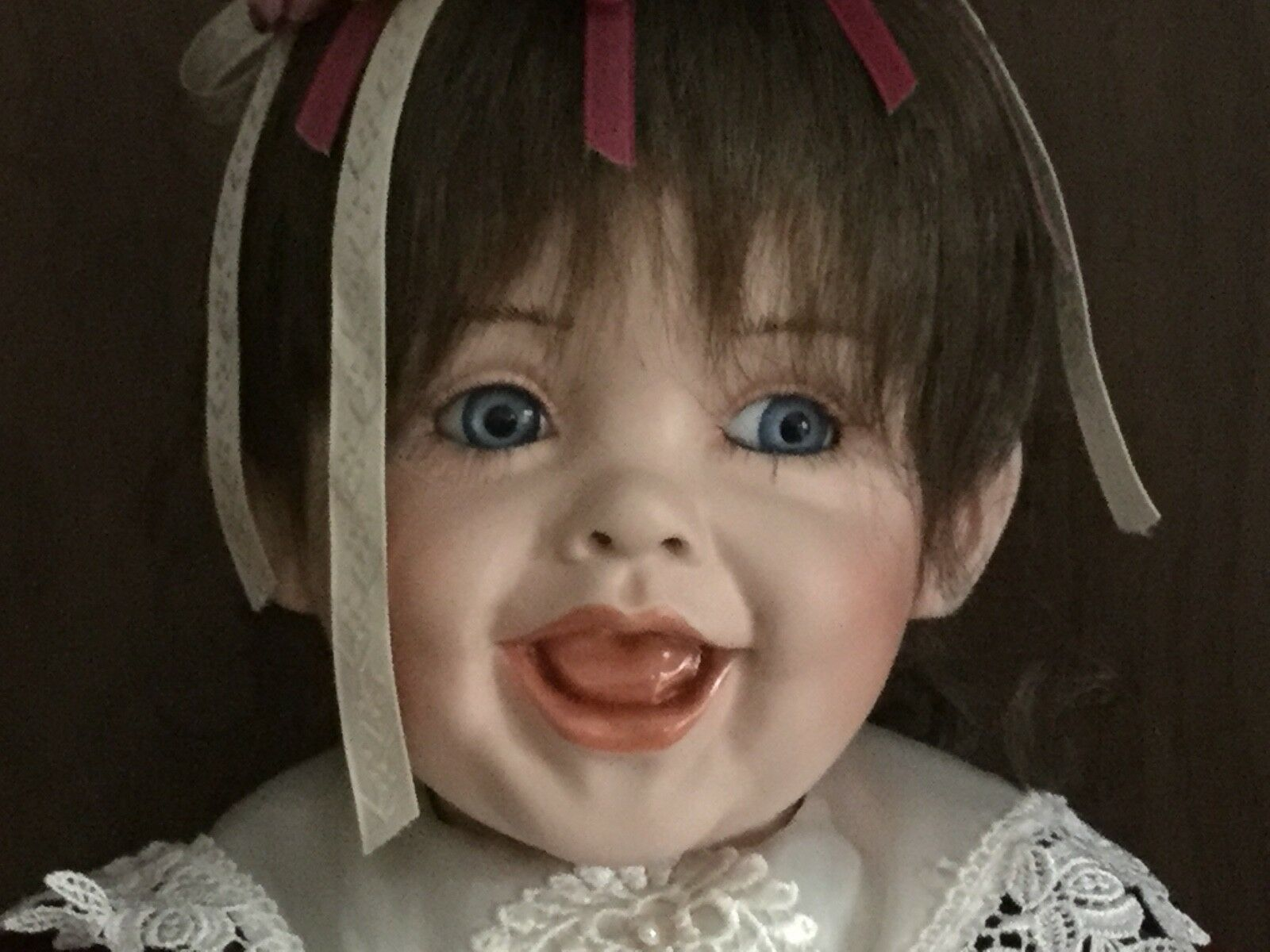 Joycee  Precious Porcelain Heirloom Doll