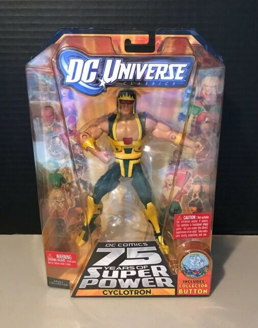 DC Universe 75 Years of Super Power Classics Green Lantern
