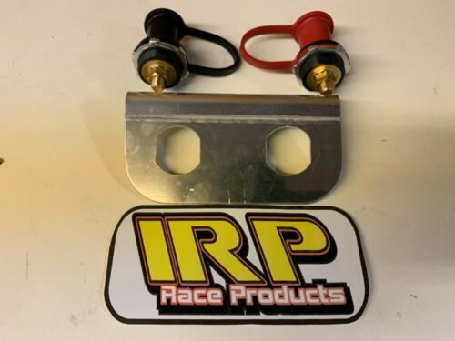 Remote Charger Posts With Mount//Seperator-FREE SHIP-IMCA USMTS DRAG CAR HOTROD