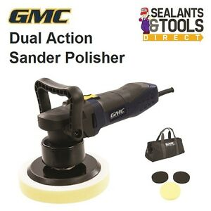 Image Is Loading Gmc Dual Action Rotary Random Orbital Sander Buffer
