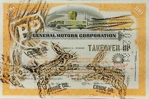 Dreihasenaktie, Gerneral Motors Corporation, TAKEOVER BP, Ruppe Koselleck