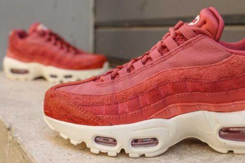 Eu 5 5 Max 807443801 Stardust Air Premium Uk da ginnastica Womens 95 scarpe Red Nike Prm 39 gv8xHzwq8