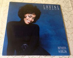 LAVINE-HUDSON-LP-gt-034-BETWEEN-TWO-WORLDS-034-1991-10-REC-M