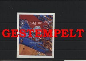 Germany-GDR-vintage-yearset-1978-Mi-Block-52-Postmarked-Used-More-See-Shop