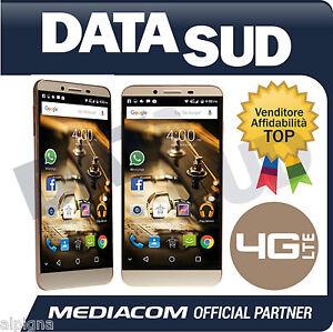 Smartphone-MEDIACOM-PhonePad-Duo-X555U-OCTA-4G-LTE-ORO-GOLD-M-PPAX555U-Dual-Sim