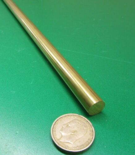 "//-.003/"" x 36.0/"" Length 360 Brass Rod 15//32/"" Diameter"