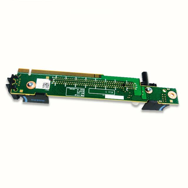 Dell POWEREDGE R640 Riser 2 Card 1 X Pci-e X16 for 2nd CPU W6D08