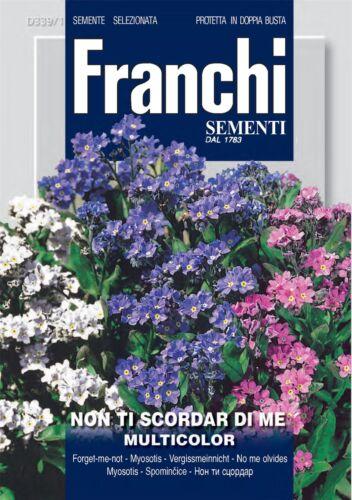 Franchi Mix FDBF/_ 339-1 Mysotis Forget Me Not Seeds