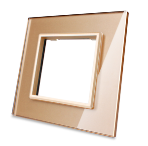 Glass-panel-1-Fold-VL-C7-SR-13-Gold