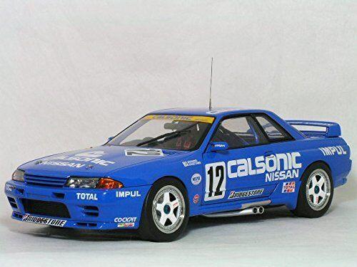 bilkonst NISSAN SKYLINE GT -R (R32) GRUPP A 1993 CALSONIC SKYLIN