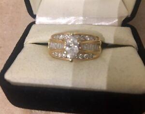 Kay Jewelers Diamond Engagement Ring Ebay