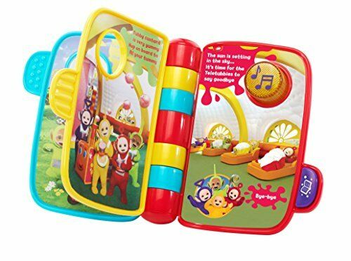 Vtech Teletubbies Time to Rhyme Learning and Activity Toys