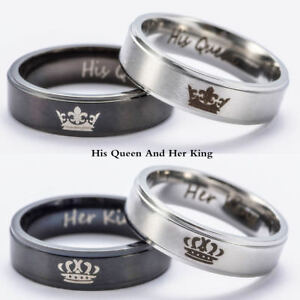 His-Queen-And-Her-King-Stainless-Steel-Couple-For-Lover-Engagement-Rings-Jewelry