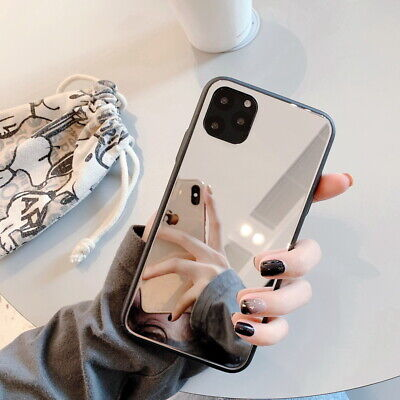 Luxury Slim Soft Silicone TPU Mirror Case Cover For iPhone 11 Pro Max XS XR 7 8 | eBay
