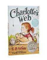 Charlotte's Web (trophy Newbery)e.b. White's Enduring Classic Paperback