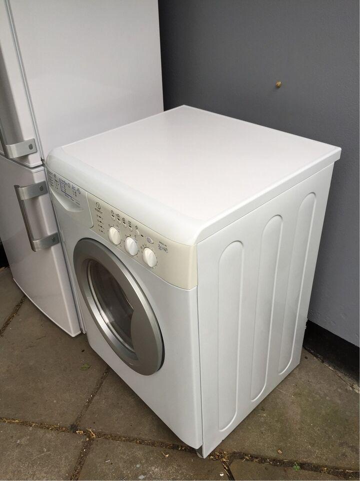 Indesit vaskemaskine, Widxxl146, vaske/tørremaskine