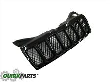 2008-2010 JEEP GRAND CHEROKEE BLACK RADIATOR GRILLE ASSEMBLY OEM NEW MOPAR