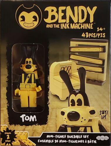 Tom-Souple et l/'encre machine Mini Figure Set Series 2