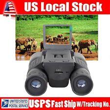 "2"" LCD HD Digital Binoculars Telescope DVR Video Camera For Hunting Birdwatching"