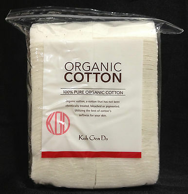Koh Gen Do Organic Cotton • 80 Pads • Direct from Japan by Free Fast Airmail